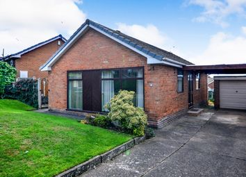 Thumbnail 3 bed bungalow for sale in Windsmoor Road, Brinsley, Nottingham
