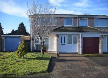 Thumbnail 3 bed semi-detached house to rent in Christopher Road, Selly Oak, Birmingham
