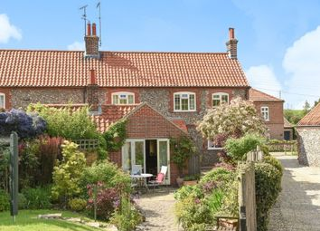 Thumbnail 3 bedroom cottage for sale in The Street, Kelling, Holt