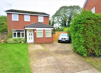 Thumbnail 4 bed detached house for sale in The Meadows, Gwersyllt, Wrexham