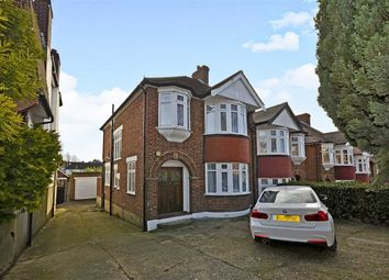 Thumbnail 3 bed semi-detached house to rent in Osidge Lane, Southgate