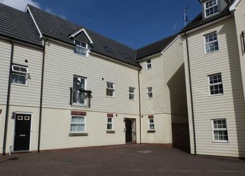 Thumbnail 1 bed flat for sale in Mazurek Way, Swindon