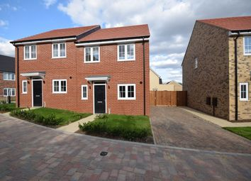 Thumbnail 3 bed semi-detached house for sale in Holly Close, Newport, Saffron Walden