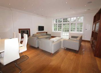 Thumbnail 3 bed flat to rent in Bracknell Gardens, Hampstead