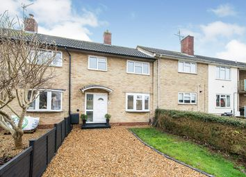 3 bed terraced house for sale in Bolton Crescent, Basingstoke RG22