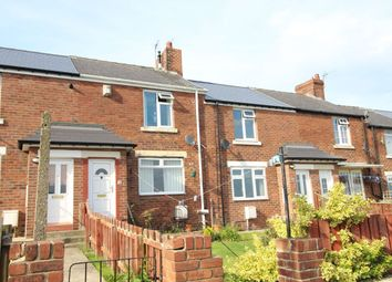 Thumbnail 2 bed terraced house for sale in Edison Street, Murton, Seaham