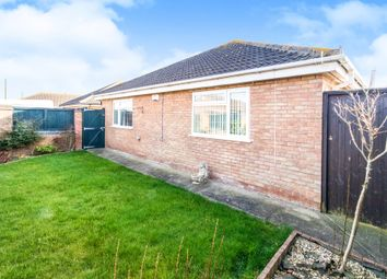 Thumbnail 3 bed detached bungalow for sale in Furlongs Road, Sutton-On-Sea, Mablethorpe