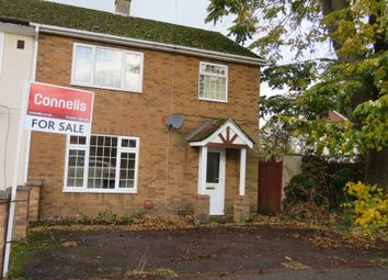 Thumbnail 3 bed terraced house for sale in Quantock Road, Southampton