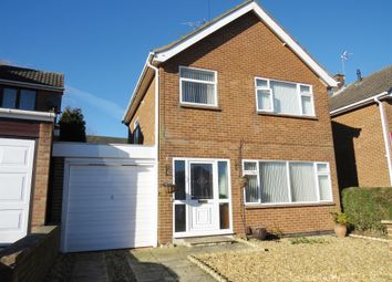 Thumbnail 3 bed detached house for sale in Orchard Close, Littleover, Derby