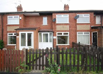 Thumbnail 2 bedroom terraced house to rent in Moorhouse Road, Hull