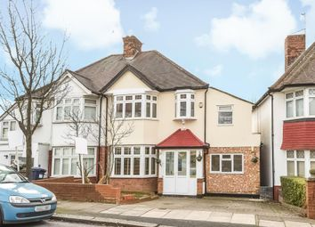 Thumbnail 5 bed semi-detached house for sale in Tithe Walk, London NW7,