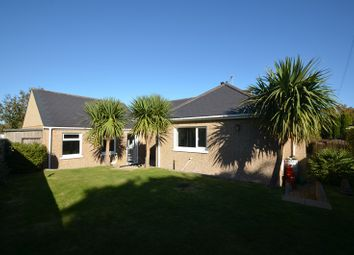 Thumbnail 3 bed detached bungalow to rent in Carlidnack Road, Mawnan Smith, Falmouth
