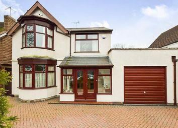 Thumbnail 4 bed detached house for sale in Poplar Avenue, Edgbaston, Birmingham, West Midlands