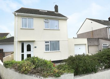 Thumbnail 3 bed link-detached house for sale in Garston Close, Elburton, Plymouth