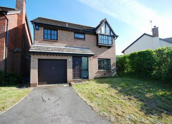 4 bed detached house for sale in King Alfred Way, Newton Poppleford, Sidmouth EX10