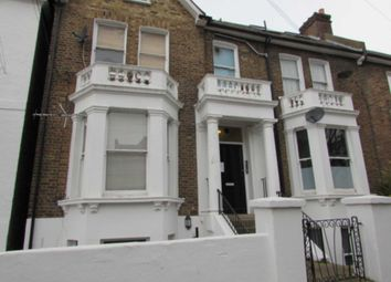 Thumbnail 1 bed flat to rent in Rockley Road, London