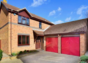 4 bed detached house for sale in Goldfinch Close, Paddock Wood, Tonbridge, Kent TN12