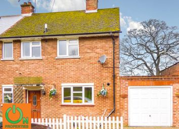 Thumbnail 3 bed semi-detached house for sale in Western Avenue, Epping, Essex
