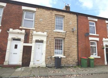 Thumbnail 2 bed terraced house for sale in Otway Street, Plungington, Preston, Lancashire