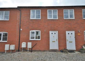 Thumbnail 2 bedroom semi-detached house to rent in Roman Close, Dominion Road, Swadlincote