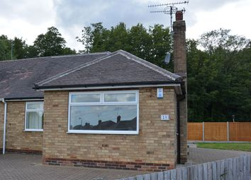 Thumbnail 2 bed semi-detached bungalow to rent in Haydon Close, Willerby