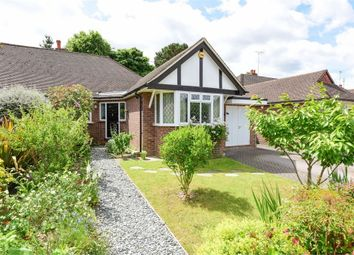 Thumbnail 3 bed semi-detached bungalow to rent in Fortescue Road, Weybridge, Surrey