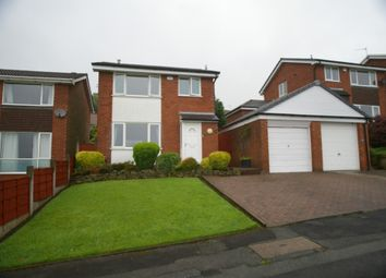 Thumbnail 3 bed detached house to rent in Horseshoe Lane, Bromley Cross, Bolton