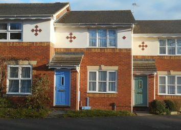 2 bed terraced house to rent in Guinevere Way, Exeter EX4