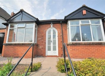 Thumbnail 2 bedroom detached bungalow for sale in High Lane, Stoke-On-Trent, Staffordshire