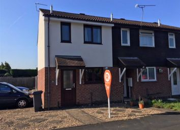 Thumbnail 2 bed town house to rent in Alport Way, Wigston, Leicestershire