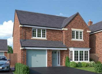 """Thumbnail 4 bed detached house for sale in """"Chadwick"""" at Back Lane, Somerford, Congleton"""