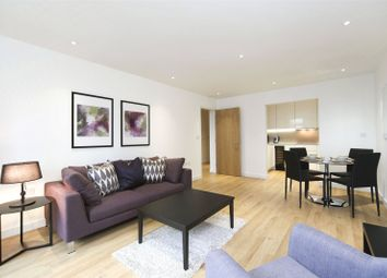 2 bed flat to rent in Nature View Apartments, Woodberry Grove, London N4
