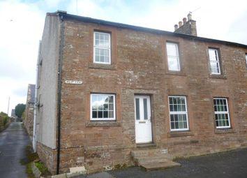 Thumbnail 3 bed semi-detached house to rent in 1 Westview, Gelt Road, Brampton, Carlisle