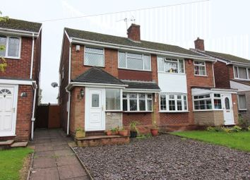 3 bed semi-detached house for sale in Brierley Hill Road, Wordsley, Stourbridge DY8