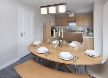 "Thumbnail 4 bedroom detached house for sale in ""Tavistock"" at Saxon Court, Bicton Heath, Shrewsbury"