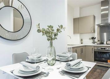 Thumbnail 3 bedroom flat to rent in Frobisher Yard Royal Albert Wharf