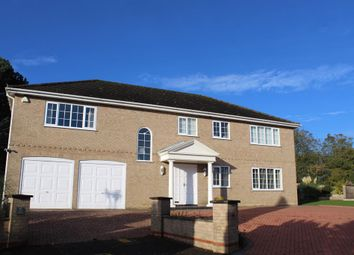 Thumbnail 4 bed detached house for sale in Willoughby Drive, Spilsby