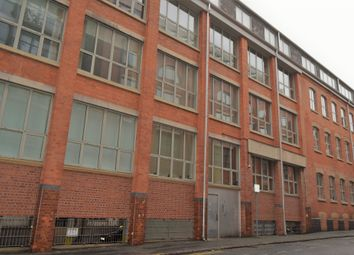 Thumbnail 1 bed flat for sale in Morledge Street, City Centre, Leicester
