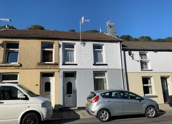 Thumbnail 3 bed terraced house for sale in Trehafod Road, Trehafod, Pontypridd
