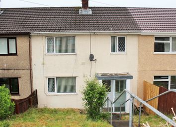 Thumbnail 3 bed terraced house to rent in Heol Cefni, Morriston, Swansea
