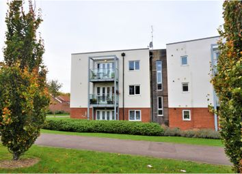 Thumbnail 2 bed flat for sale in Mallory Road, Everest Park, Basingstoke