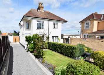 Thumbnail 3 bed semi-detached house for sale in Pump Square, Pill, Bristol
