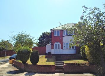 Thumbnail 3 bed semi-detached house for sale in Cramlington Road, Birmingham