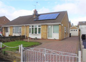 Thumbnail 2 bed semi-detached bungalow for sale in Fairways Drive, Harrogate