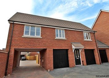 Thumbnail 2 bed flat for sale in Walker Mead, Biggleswade