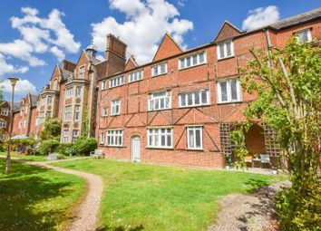 Thumbnail 2 bed flat for sale in Buckingham Court, The Close, Dunmow