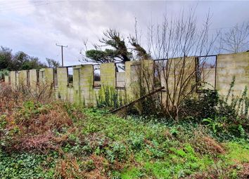 Thumbnail Land for sale in Treworgans, Cubert, Newquay, Cornwall