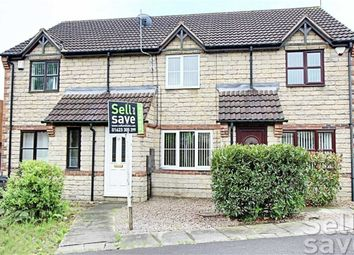 Thumbnail 2 bedroom terraced house for sale in Overmoor View, Tibshelf, Alfreton, Derbyshire