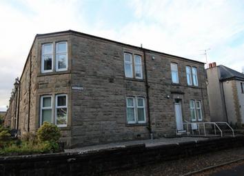 Thumbnail 1 bed flat to rent in Lochlip Road, Lochwinnoch PA12,