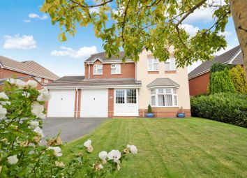 4 bed detached house for sale in York Road, Priorslee, Telford, Shropshire. TF2